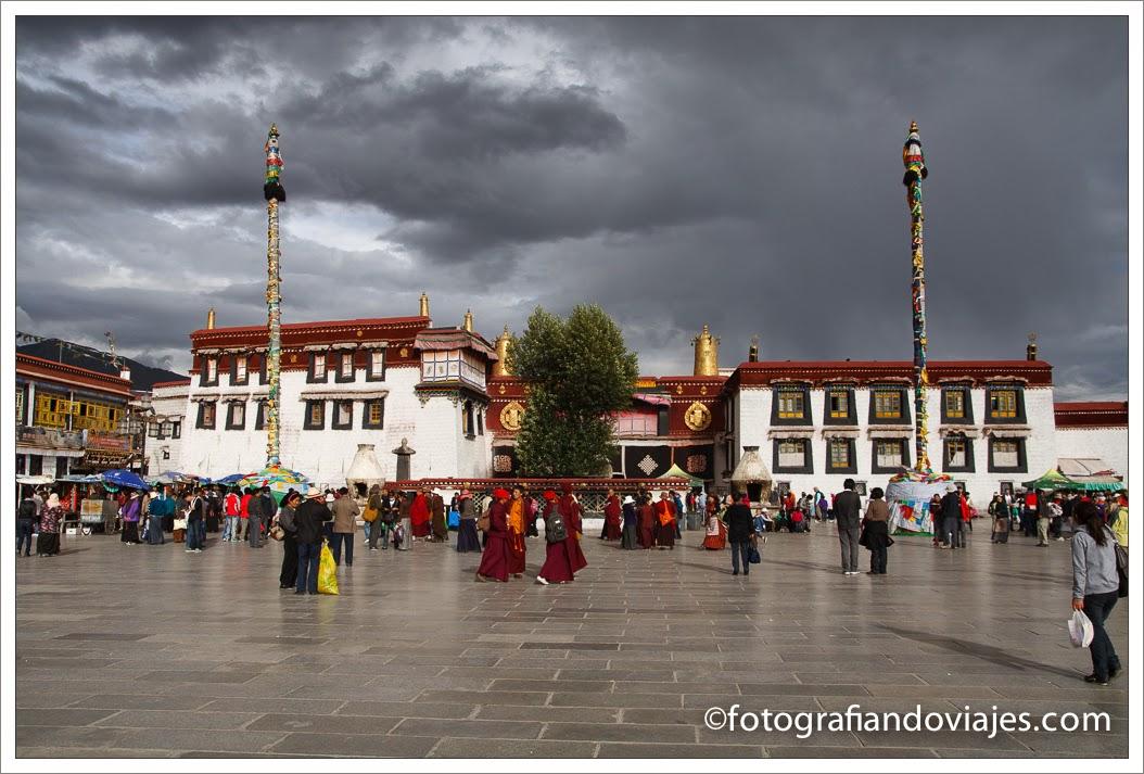 El Jokhang de Lhasa