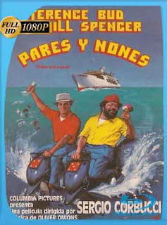 Pares y Nones [Bud Spencer] 1978  HD [1080p] Latino [Mega] dizonHD