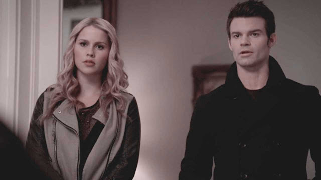 The Mikaelson Siblings