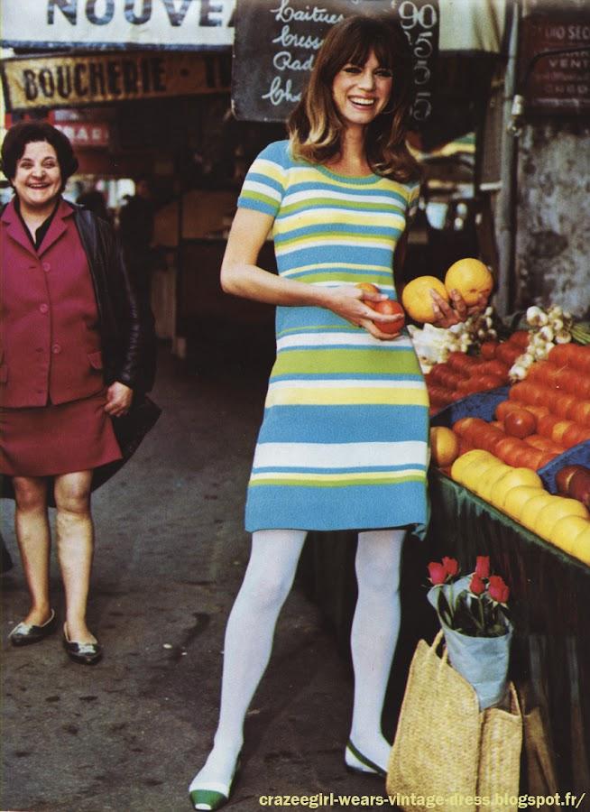 crazeegirl 39 s world les mini jupes se risquent dans les rues de paris 1966. Black Bedroom Furniture Sets. Home Design Ideas