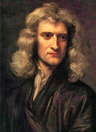 was isaac newton gay pride month