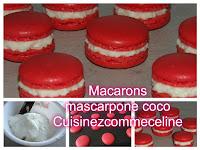 https://cuisinezcommeceline.blogspot.fr/2016/09/macarons-mascarpone-coco.html