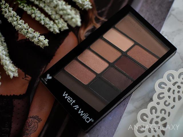 Отзыв Палетка теней для век Nude Awakening Wet n Wild ColorIcon Eye Shadow Palette