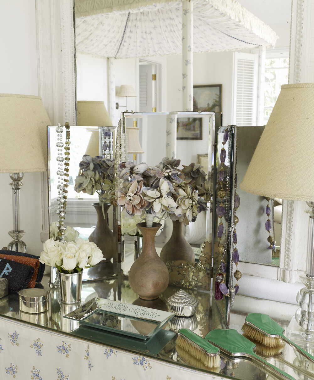 Décor Inspiration | At Home With: Amanda Lindroth, Lyford Cay, Bahamas