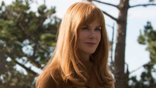 Kidman joue Céleste Wright dans Big Little Lies