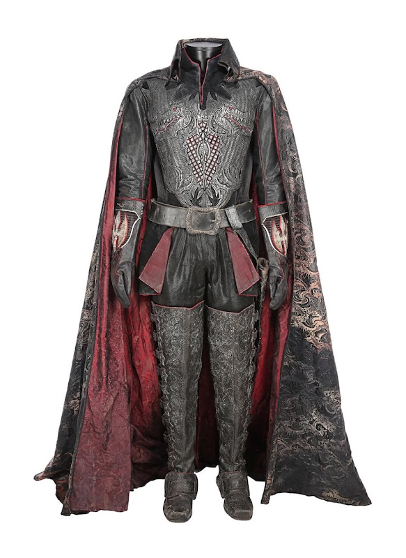 Christopher Walken Sleepy Hollow Headless Horseman costume