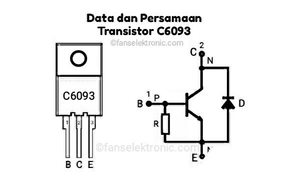 Persamaan Transistor C6093