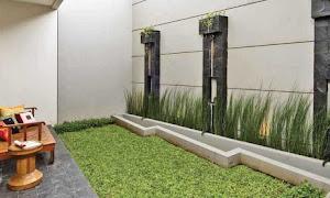 Desain Taman Belakang Rumah Minimalis Cantik Dan Unik - Tips Desain Rumah