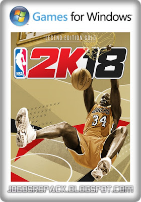 DOWNLOAD NBA 2K18 (PC) TORRENT