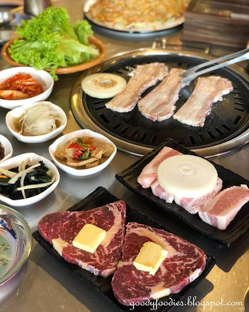 Gui Gui Korean BBQ, Kwai Chai Hong