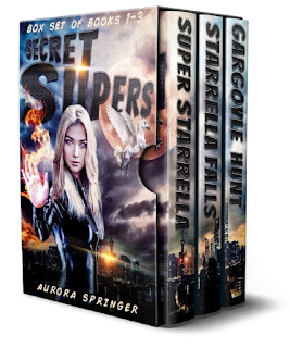 Secret Supers Boxset