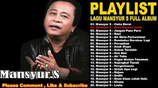 Kumpulan Gudang Lagu Dangdut Lama Mansyur S Mp3 Terpopuler Full Album Terbaik