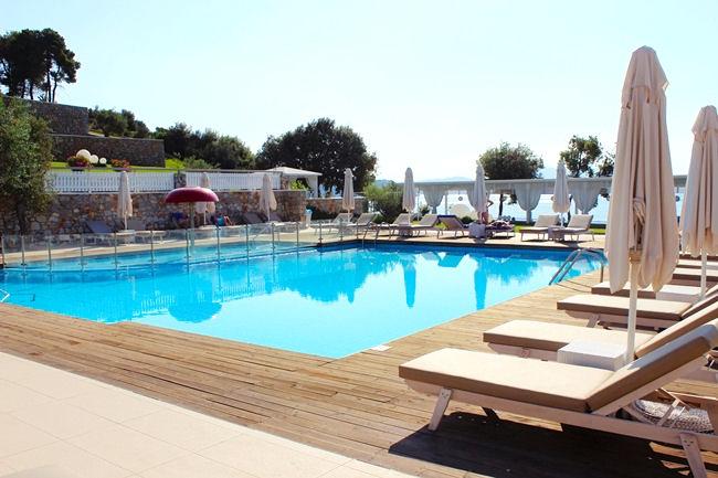 Kassandra Bay Resort Hotel Skiathos island