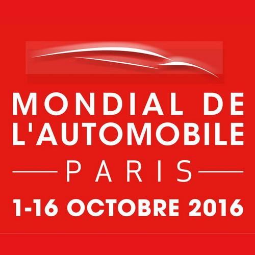 Tinuku Paris Motor Show 2016, 1-16 Oktober