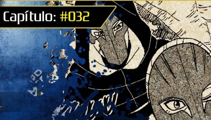 Arte BR: Ciber Guerreiros - Cap 32