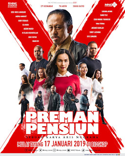 Download Film dan Movie Preman Pensiun (2019) Full Movie Webdl Bluray 1080p 720p 480p 360p Mp4 dan MKV