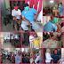 Ketua PAC Partai Gerindra Kec.Belawan Bagikan Sembako dan Masker Kepada Kaum Dhuafa dan Janda