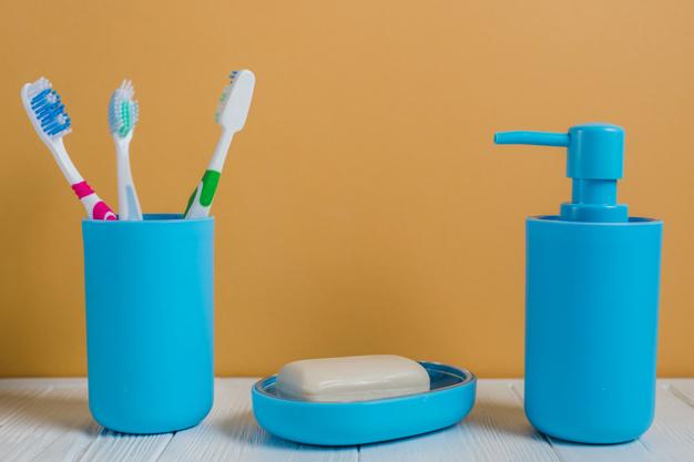 أدوات و أغراض الحمام باللغة الانجليزية Bathroom Items In English