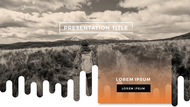 Free Main Title PowerPoint Presentation with Awesome Picture Placeholder Slide 2