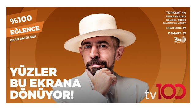 Okan Bayülgen tv100