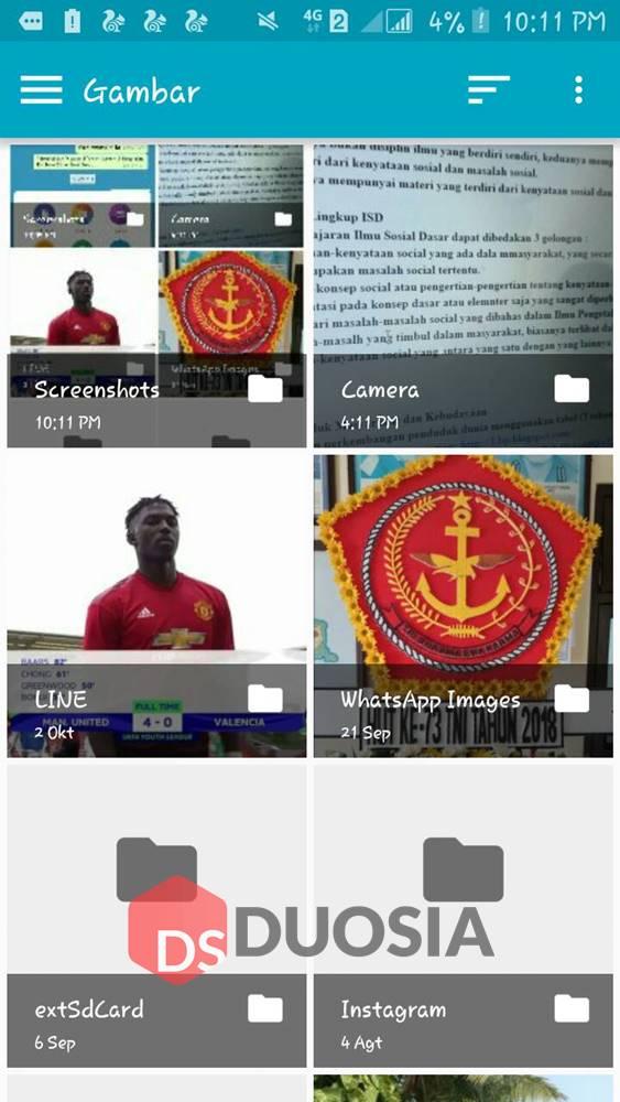 pilih gambar whatsapp