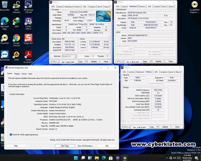 windows 11 32 bit