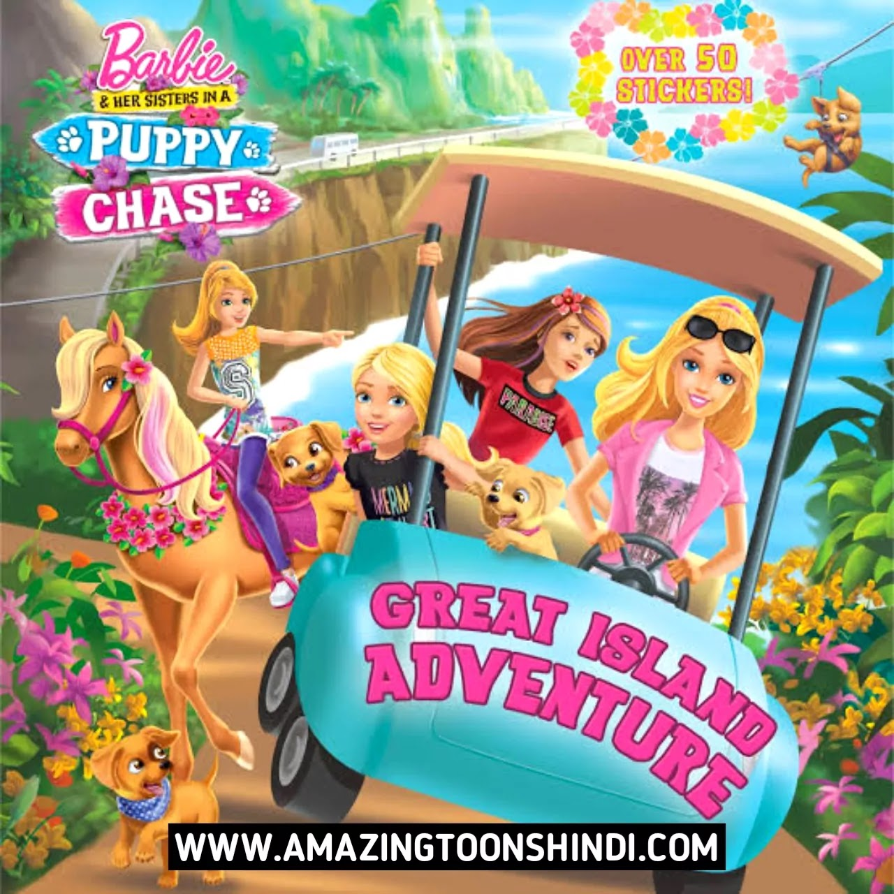 Barbie & Her Sisters in a Puppy Chase Full Movie