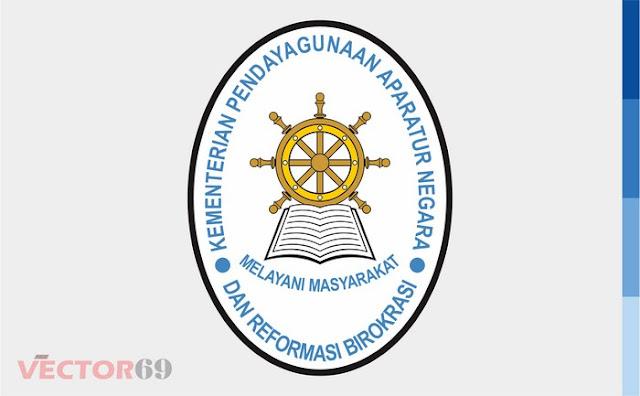 Logo Kementerian Pendayagunaan Aparatur Negara dan Reformasi Birokrasi (PAN-RB) Indonesia - Download Vector File EPS (Encapsulated PostScript)