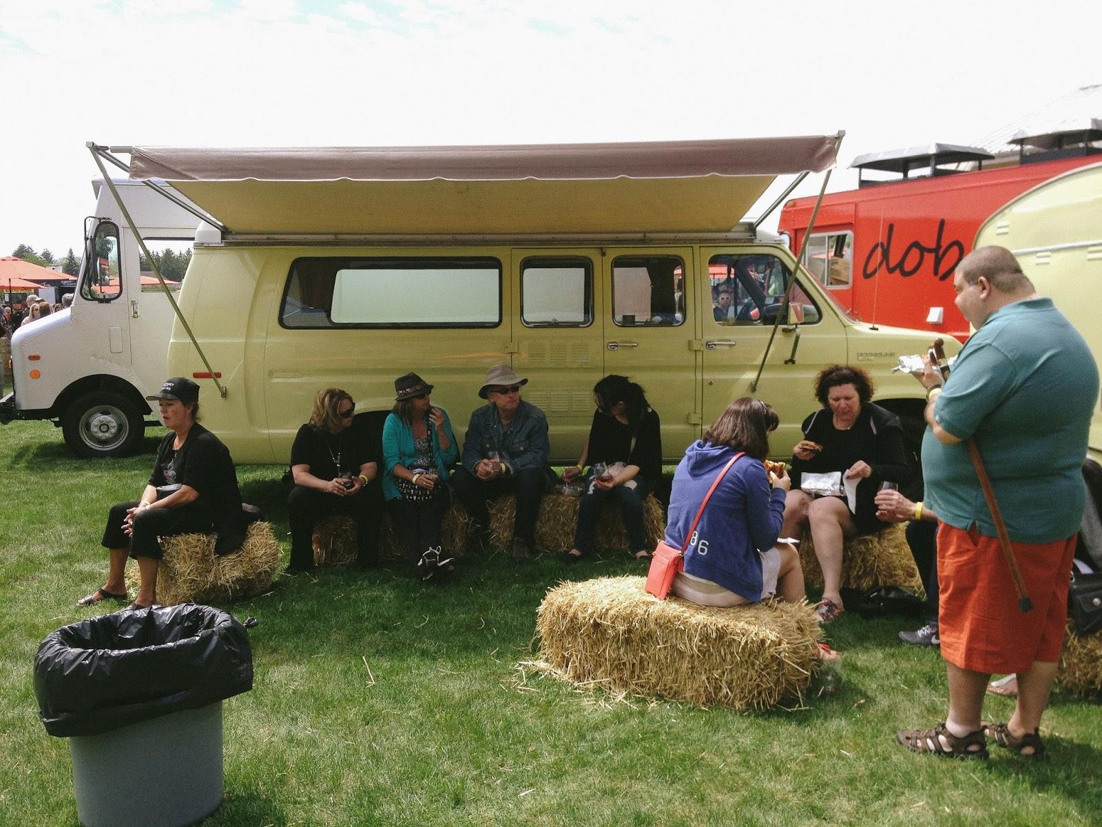Peller Estates Food Truck Event