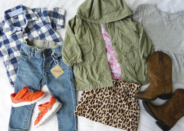 Sell & Buy Clothing using thredUP, Kid's fashion, second hand clothing
