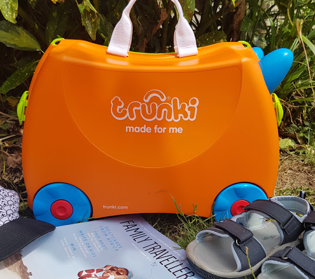 Create your own Trunki colours with the new Customiser