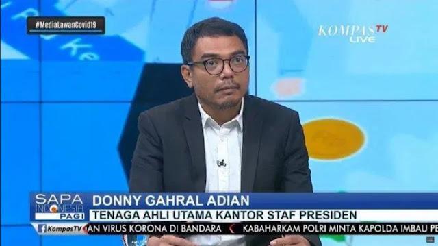 Sebut Buzzer adalah Fitrah, Staf Khusus Presiden Isyaratkan tak Bubarkan Buzzer Pendukung Jokowi