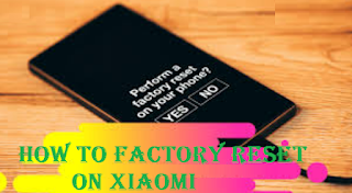How to Factory Reset Xiaomi without losing the Latest MIUI Update
