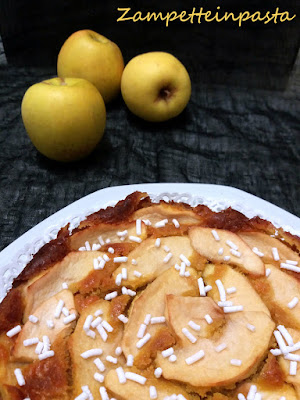 Torta di mele e mascarpone - Dolce con le mele