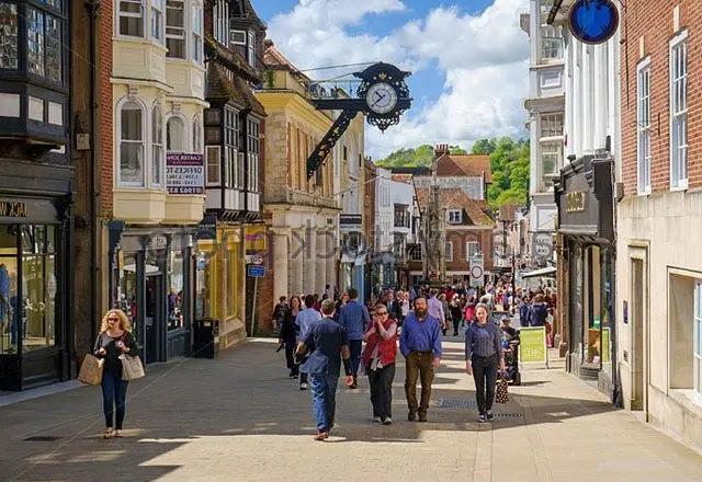 Winchester Hampshire (England)