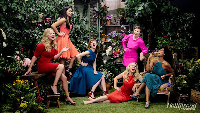 Comedy Actress Roundtable 2015