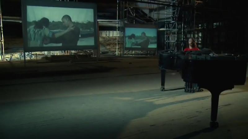 Santiago Feliú - ¨Marionetas de Cupido¨ - Videoclip - Dirección: Lester Hamlet. Portal Del Vídeo Clip Cubano - 05