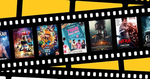 25 Senarai Filem Malaysia 2019 Yang Ditayangkan Di Panggung Wayang Betul