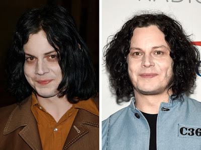 8. Jack White, do The White Stripes