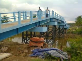 jenis baja ringan all about safety : jembatan