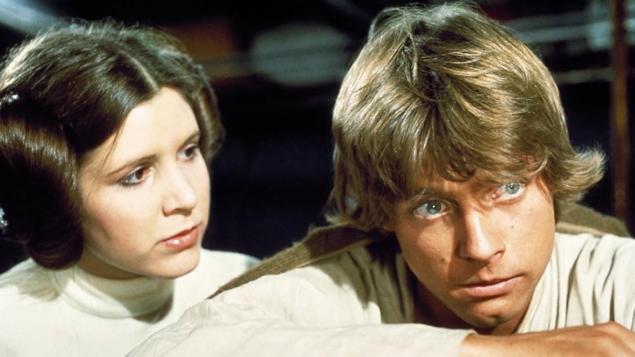 Star Wars: Mark Hamill compartilha imagens em homenagem a Carrie Fisher no aniversário de sua morte