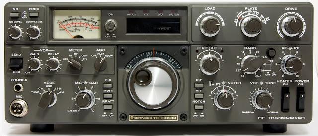 Kenwood TS-830M