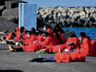 "Prison islands"": the migrant crisis in the Canaries"
