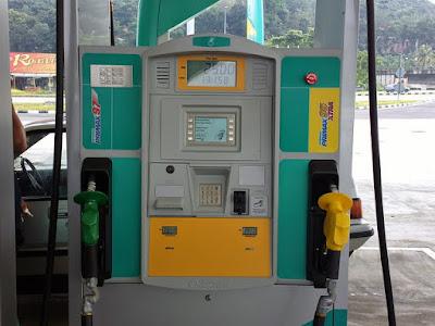 Harga minyak Petrol Diesel Terkini