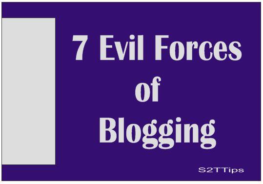 why blog fail