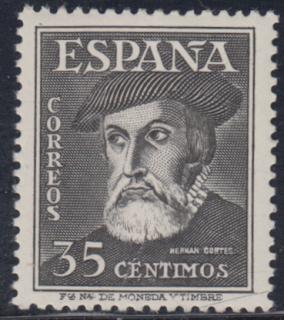 Spain Hernan Cortes 1948