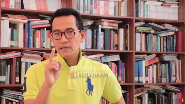Refly Harun ke Jokowi: Ini Saatnya Rombak Kabinet, Mumpung 2024 Tak Ada Beban