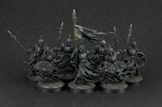 Cursed City Ulfenwatch Spearmen