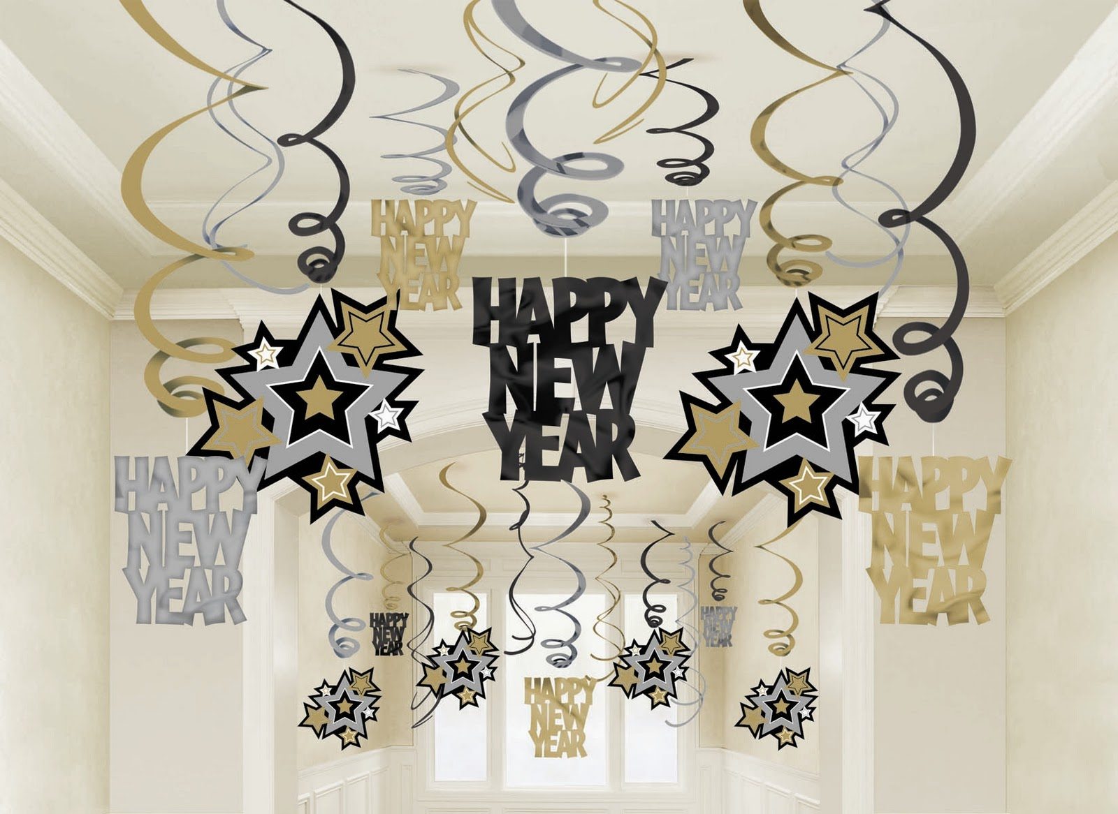 Anyone Can Decorate New Years Eve Decorating Ideas