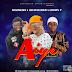 """Basemedia – """"Aiye"""" Ft. Oluwacoded x Crown P"""